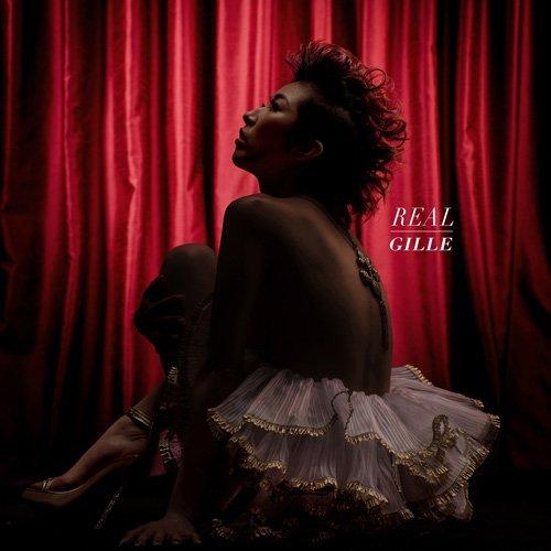 """画像1: GILLE (JILLE) / REAL  【限定・特典付】オトナ女子に向けた""""REAL""""なコンセプトアルバム!"""