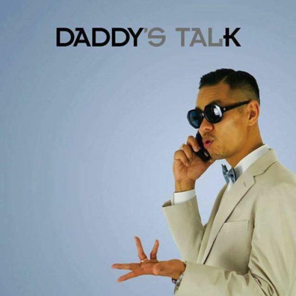 画像1: DADDY-K (from まむしMC's) / DADDY'S TALK (全12曲) [▲国内定価▲やっと出る!もう出ないと思ってた!笑。DADDY-K初のソロアルバム!] (1)